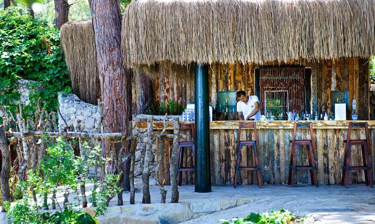 SENTIDO Lykia Resort & Spa beach bar