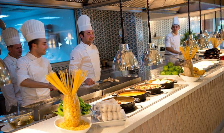 SENTIDO Lykia Resort & Spa gastronomy