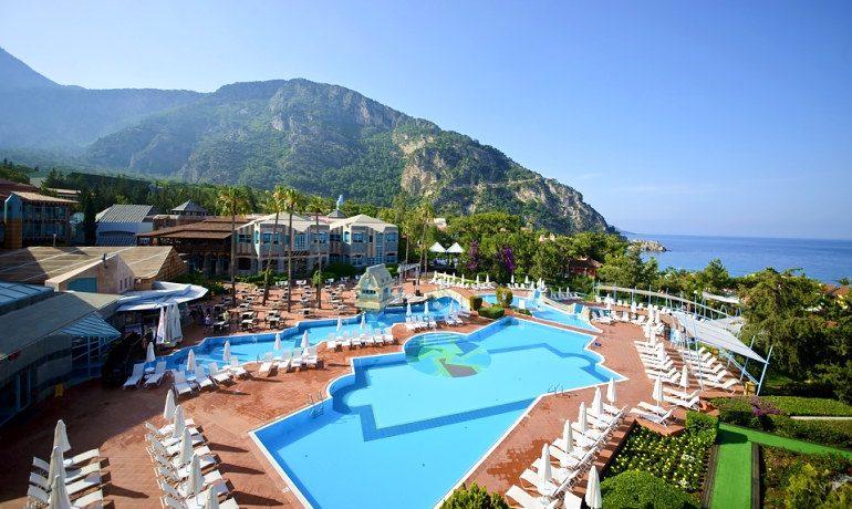 SENTIDO Lykia Resort & Spa general view