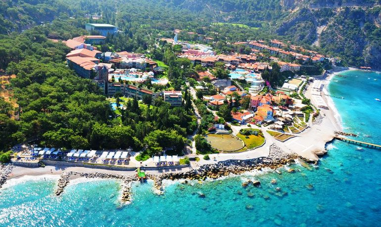 Sentido Lykia Resort Amp Spa Adultyhotels Com