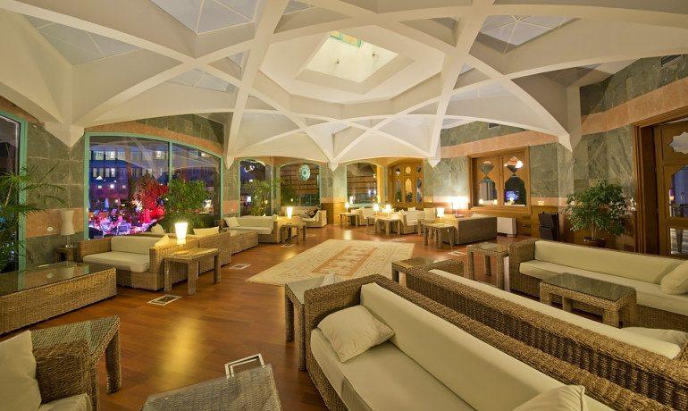SENTIDO Lykia Resort & Spa lobby bar