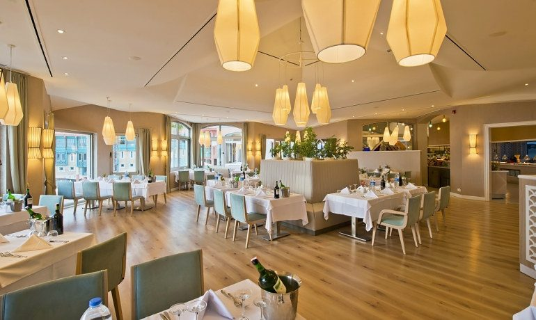 SENTIDO Lykia Resort & Spa main restaurant