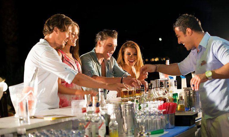 SENTIDO Lykia Resort & Spa party