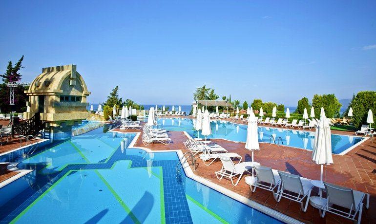 SENTIDO Lykia Resort & Spa pool