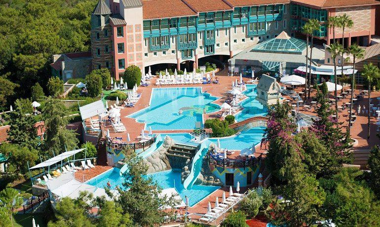 SENTIDO Lykia Resort & Spa pools