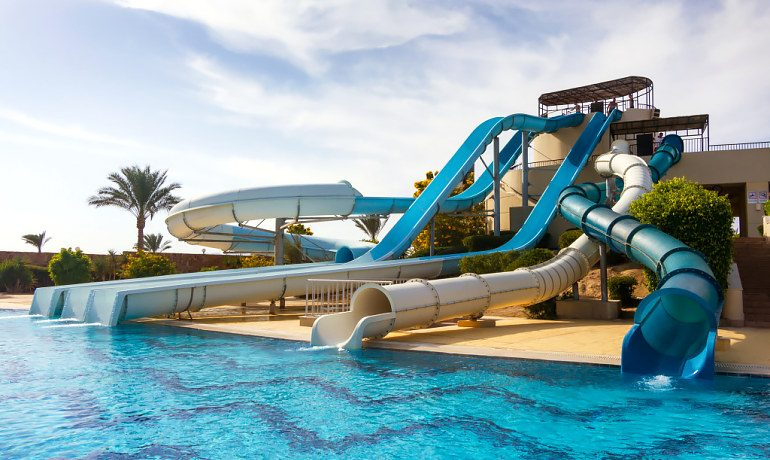 Steigenberger Coraya Beach aqua park