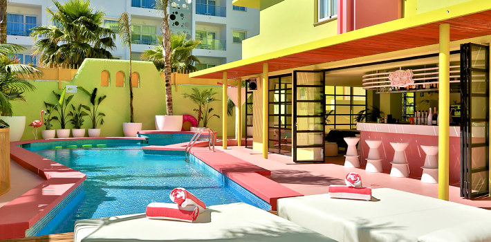 Adults Only hotel Tropicana Ibiza Coast Suites