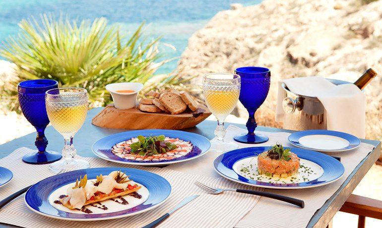 Cap Rocat hotel Sea Club gastronomy