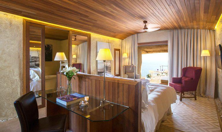 Cap Rocat hotel Sentinels suite