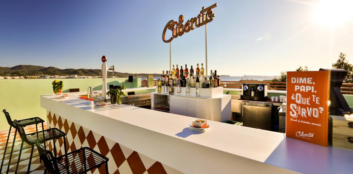 Cubanito Ibiza Suites one of the best adults only hotels
