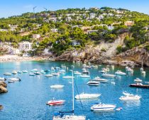Ibiza popular adults only holiday destination