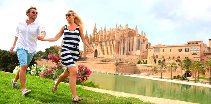 Mallorca most popular couples holiday destination