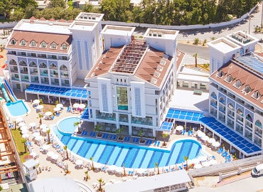 Diamond Elite Hotel & Spa Adults-Only in Side, Turkey