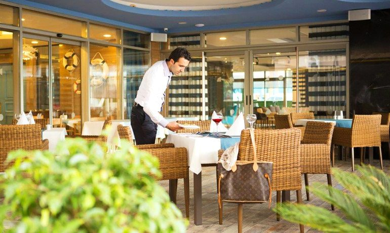 Sunprime C-Lounge a la carte restaurant