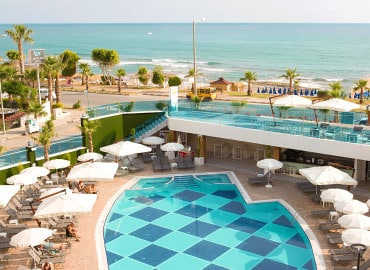 Sunprime C-Lounge adults-only hotel Alanya