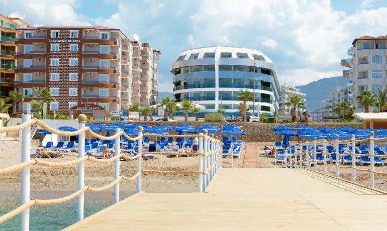 Sunprime C-Lounge beach