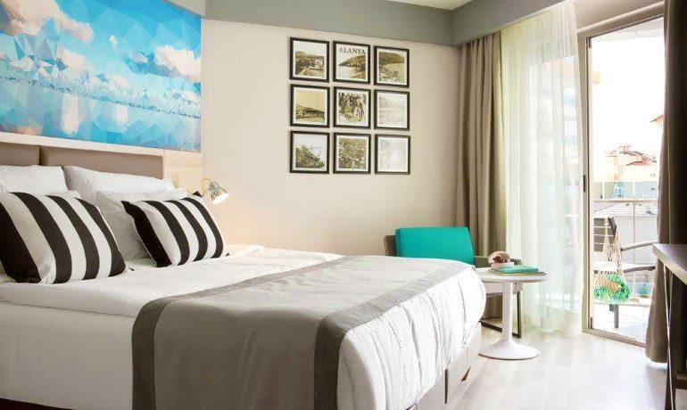 Sunprime C-Lounge double room