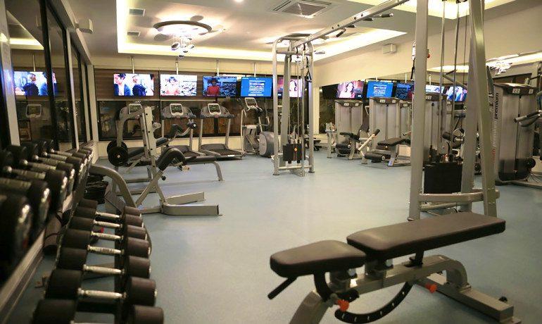 Sunprime C-Lounge gym