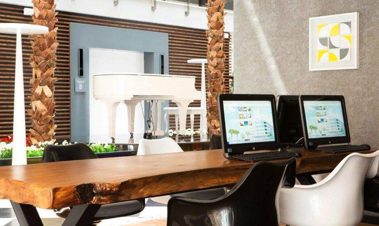 Sunprime C-Lounge internet corner