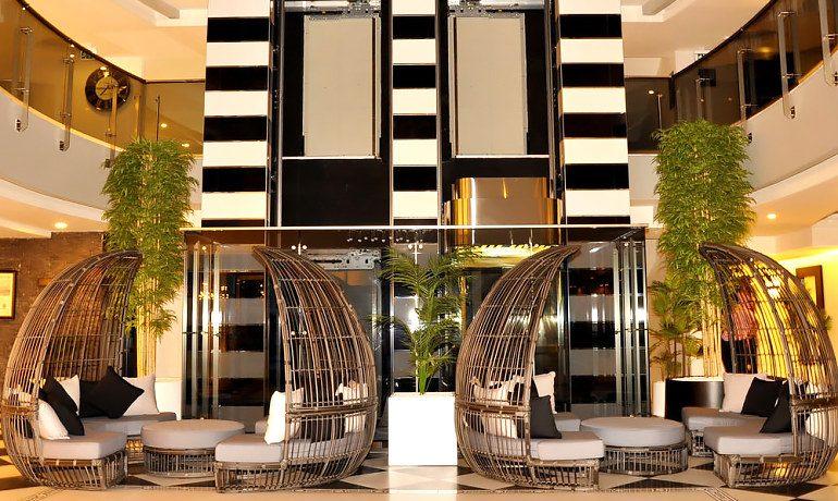 Sunprime C-Lounge lobby area
