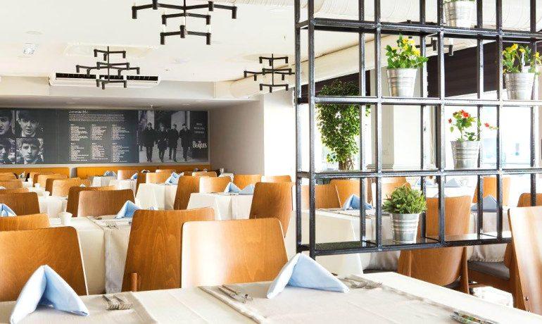 Sunprime C-Lounge main restaurant