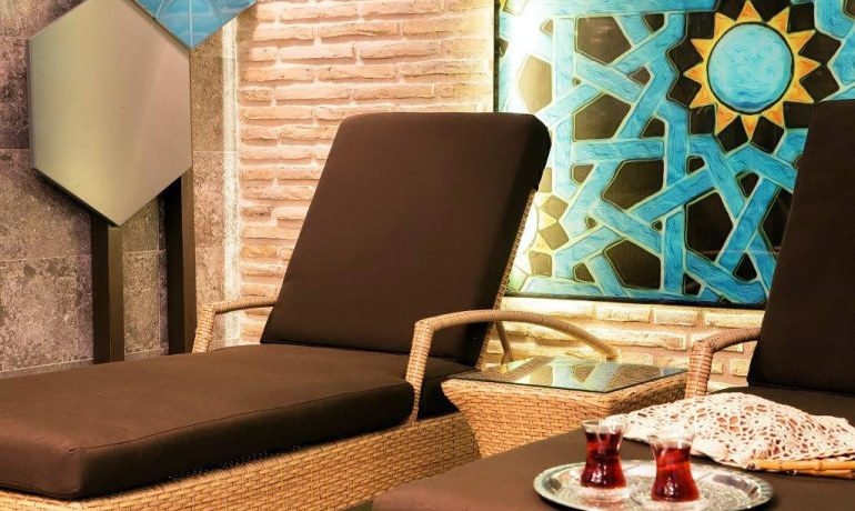 Sunprime C-Lounge relax zone