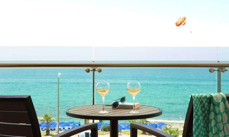 Sunprime C-Lounge standard double room balcony view