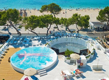FERGUS Style Palmanova adults-only hotel in Majorca, Spain