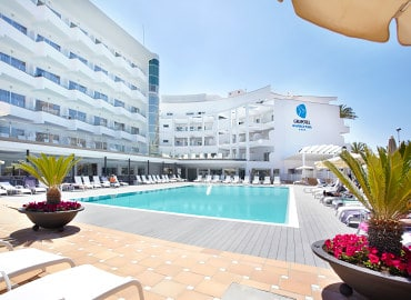 Grupotel Acapulco Playa adults-only hotel in Mallorca, Spain