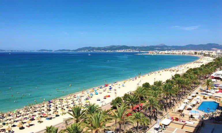 Mallorca Playa De Palma Hotel Negresco