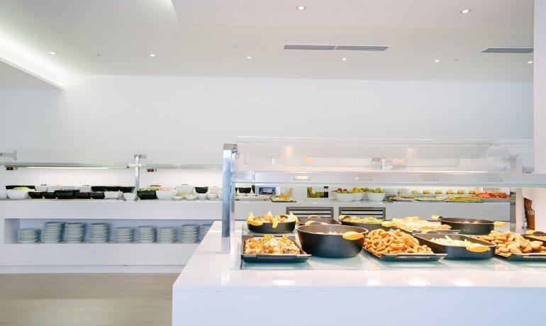 THB Maria Isabel gastronomy