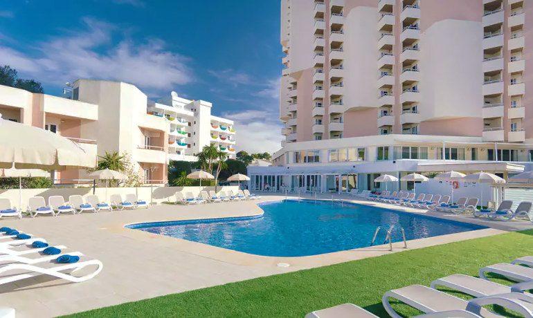 THB Maria Isabel hotel in Majorca