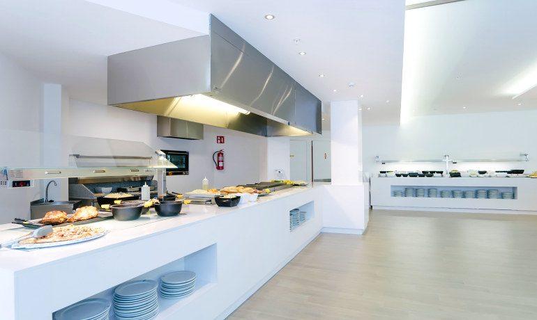 THB Maria Isabel restaurant gastronomy
