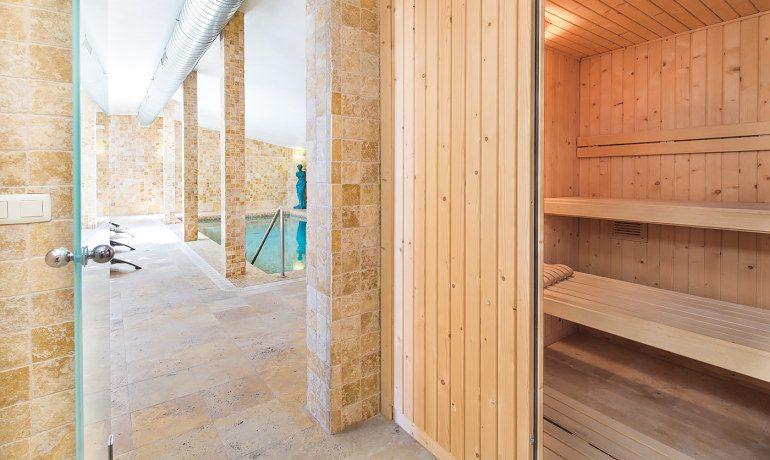 THB Maria Isabel sauna