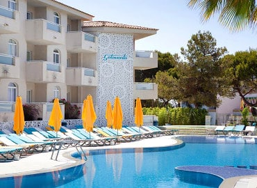 Sotavento Apartments adults-only hotel in Majorca, Spain