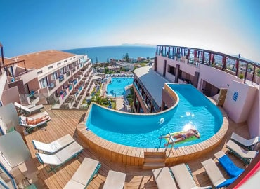 CHC Galini Sea View adults-only hotel Crete, Greece