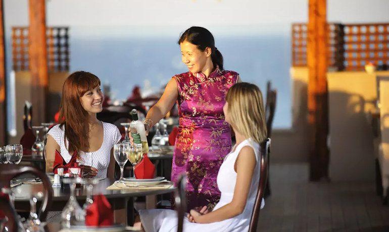 CHC Galini Sea View asian restaurant