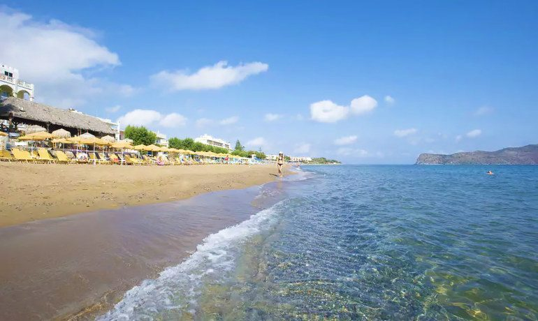 CHC Galini Sea View beach