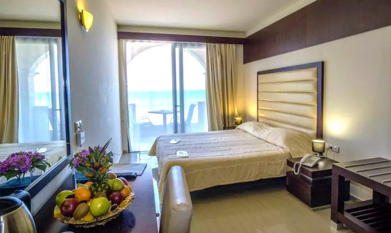 CHC Galini Sea View double room single use