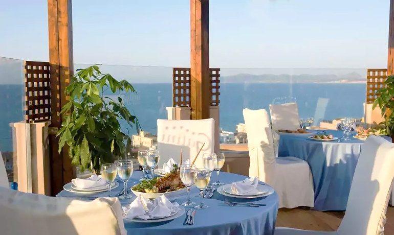 CHC Galini Sea View main restaurant