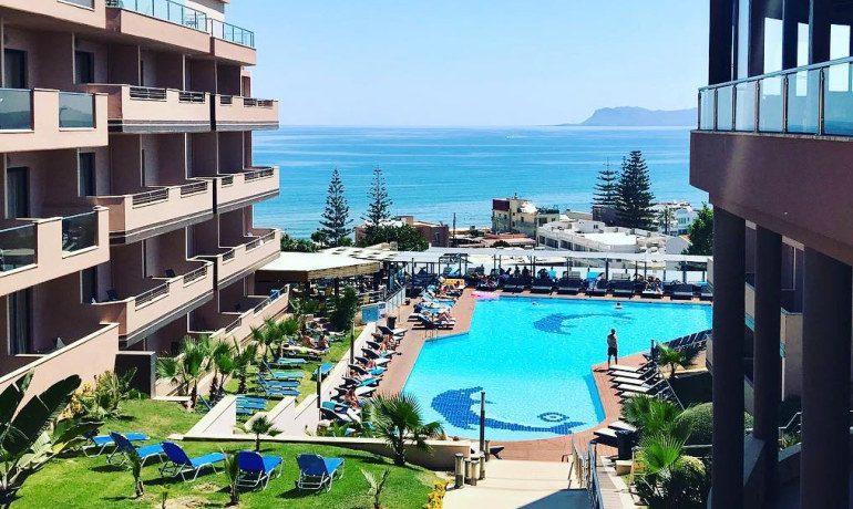 CHC Galini Sea View hotel pool