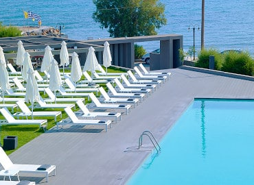 Elysium Boutique Hotel adults-only in Crete, Greece