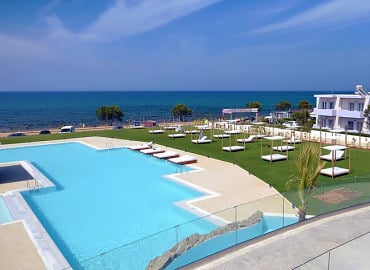 Insula Alba Resort & Spa adults-only hotel in Crete, Greece