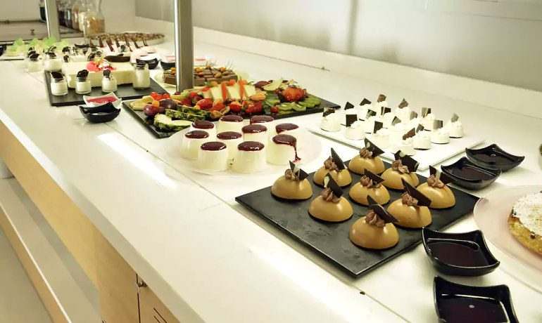 Insula Alba Resort & Spa desserts