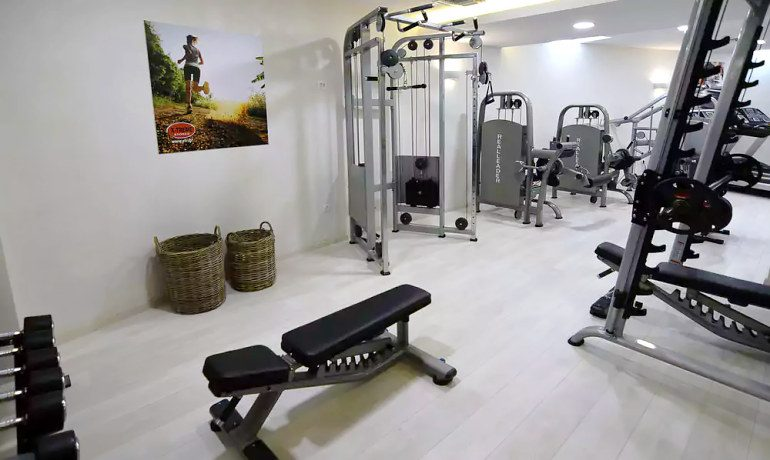Insula Alba Resort & Spa gym