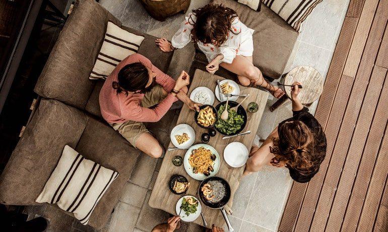 Casa Cook Rhodes gastronomy