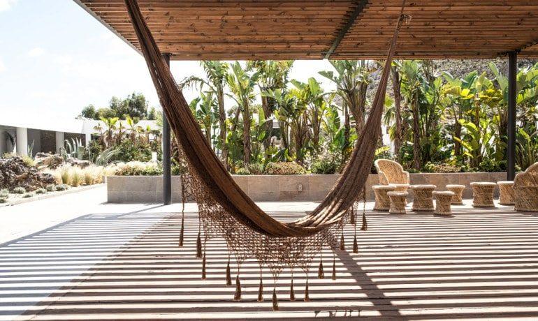 Casa Cook Rhodes hammock