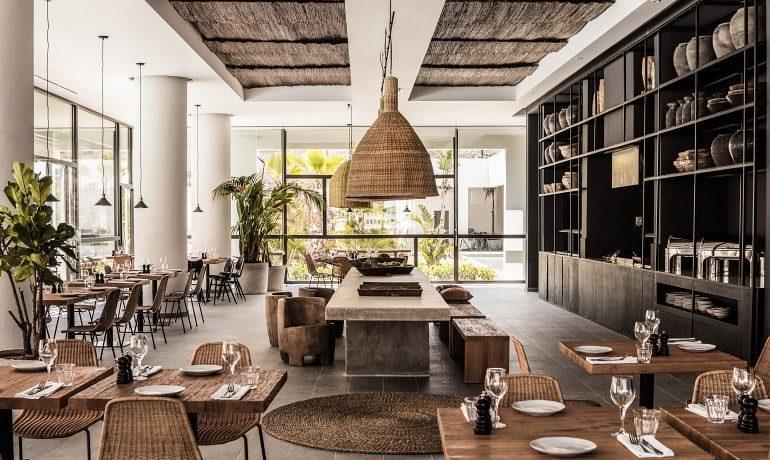 Casa Cook Rhodes restaurant