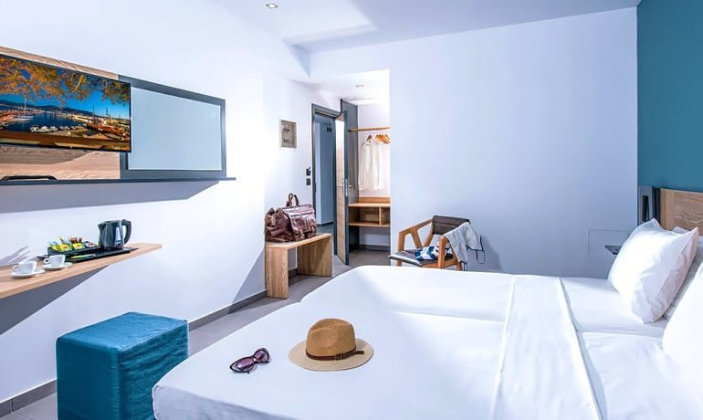 Infinity Blue Boutique Hotel & Spa Double room