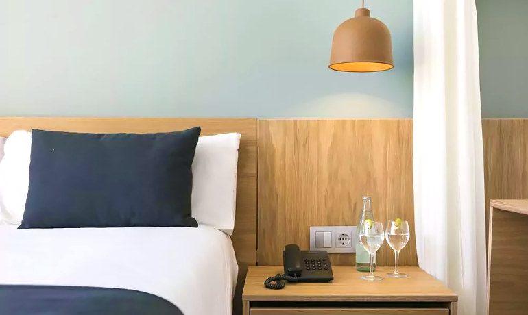 Aqua Hotel Silhouette & Spa room details